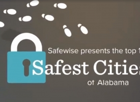 Safest Cities of Alabama