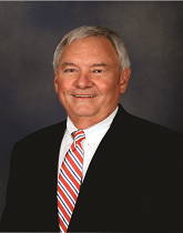 Orange Beach City Council member Jerry Johnson