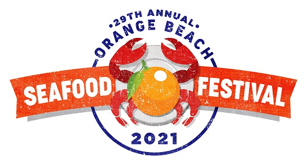 Orange Beach Seafood Festival logo