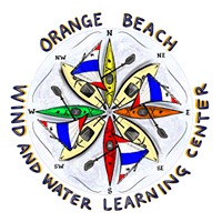 Logo for Orange Beach Wind and Water Learning Center