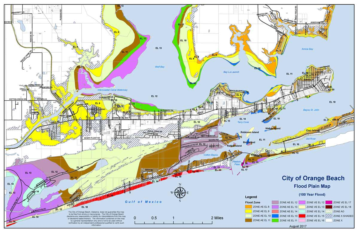 Floodplain Map Orange Beach Maps of the area are available from the area headquarters or regional office in jonesboro. floodplain map orange beach