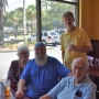 Citizens of Orange Beach at Tacos with the Five-O