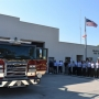 Two new fire engines dedicated at Orange Beach Fire Station No. 1 on Tuesday, September 17, 2019