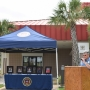 Orange Beach Police Orange Beach Poilce Chief Joe Fierro speaks at Remember Our Fallen observance on May 10, 2019