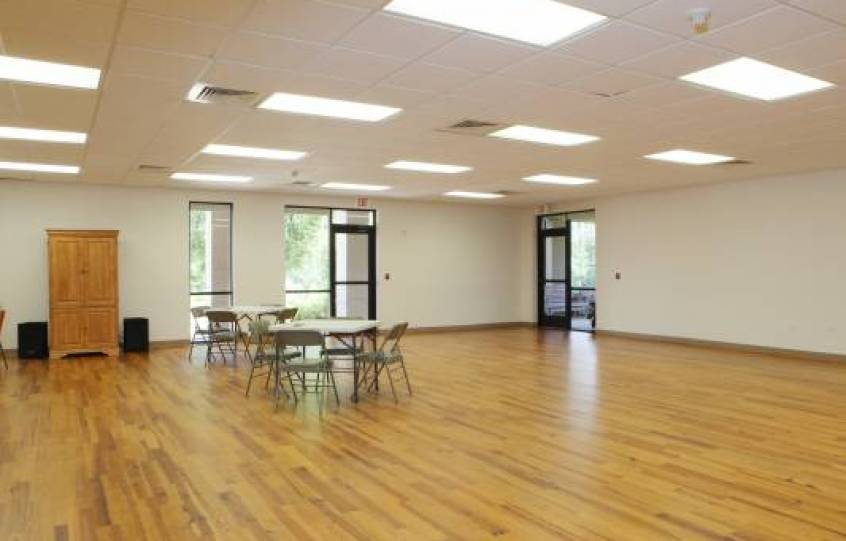 Meeting Room at Orange Beach Adult/Senior Center
