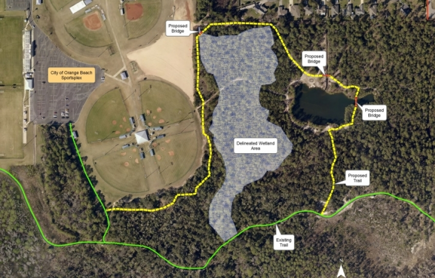 Grant to help pay for new Backcountry Trail Interpretive Loop