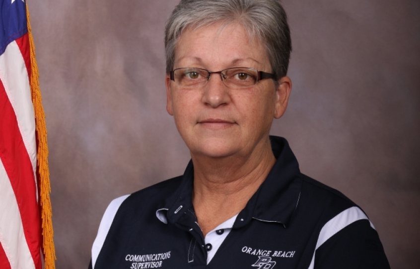 Osa Brown to retire from Orange Beach Police Department