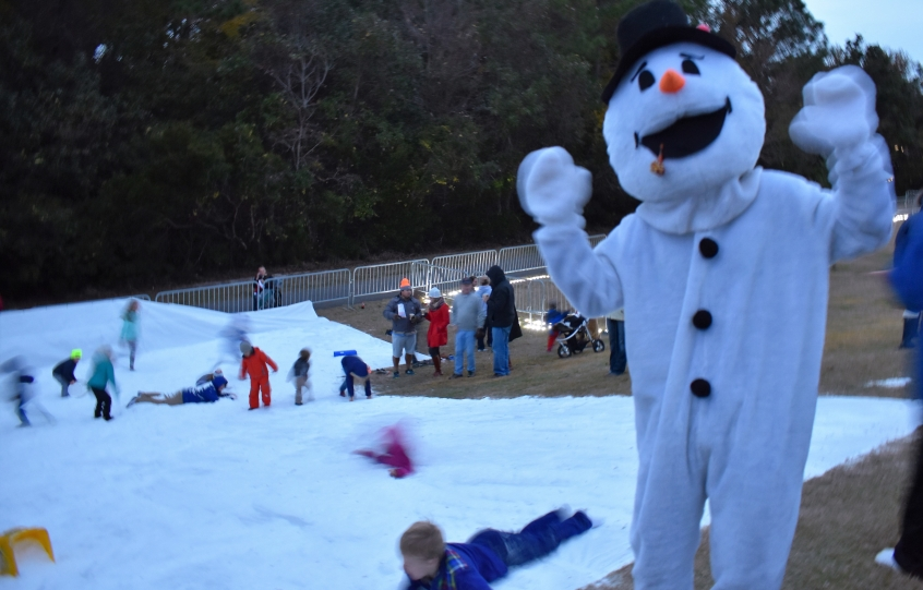 2017 Winter Wonderland at Backcountry Trail