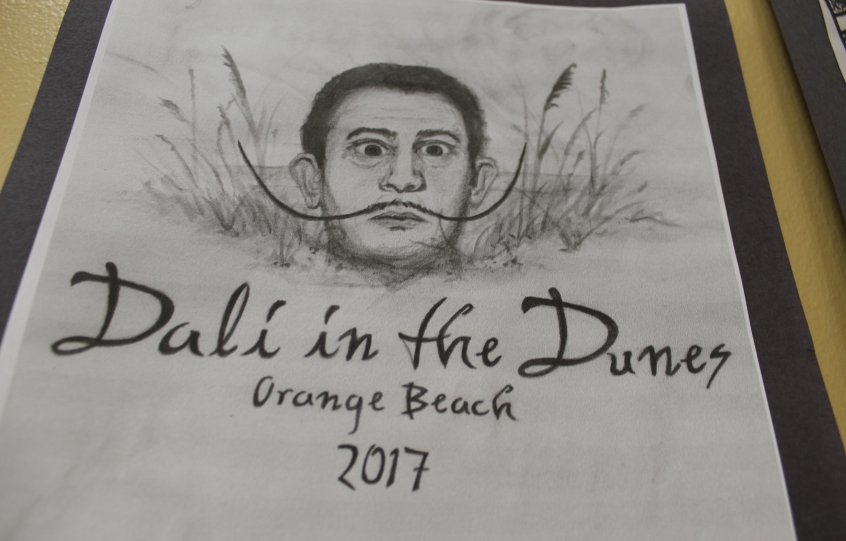 """Dali in the Dunes"" Alabama Art Education Association conference"