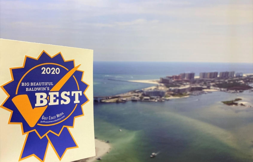 Best of Baldwin 2020: Surf Rescue, Art Center and Beaches in Orange Beach receive top honors