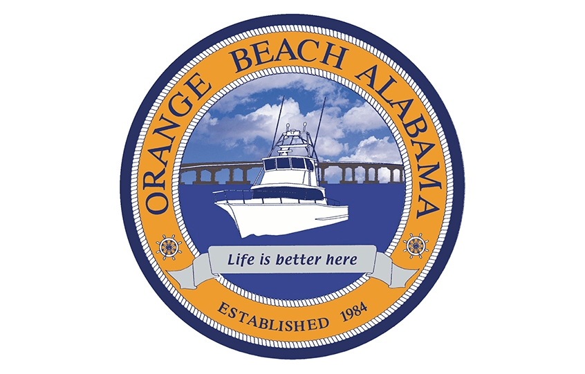 Official Seal of the City of Orange Beach