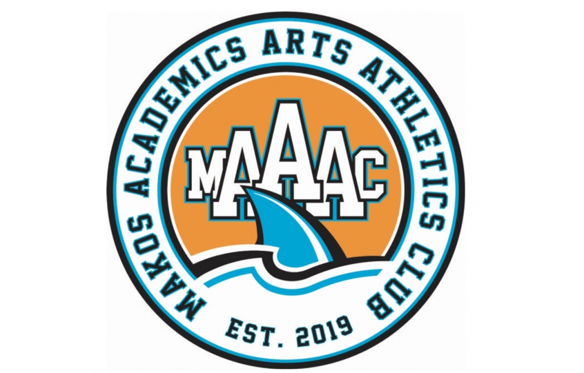 MAAAC logo - Makos Academics, Arts and Athletics Club