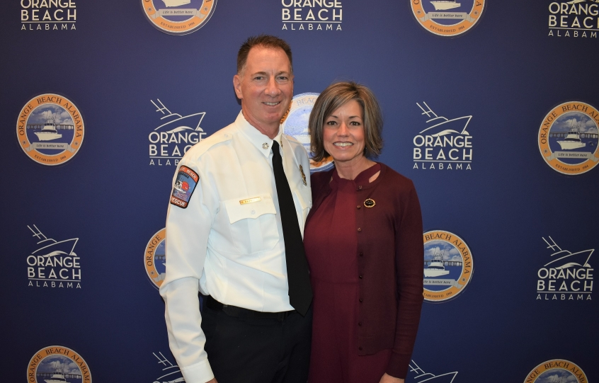 Meet Mike Kimmerling: OBFD Fire Chief is proud to serve the Orange Beach Community