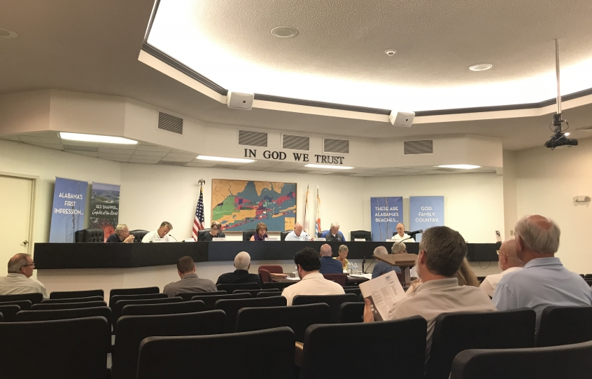 Orange Beach Planning Commission to meet July 12th