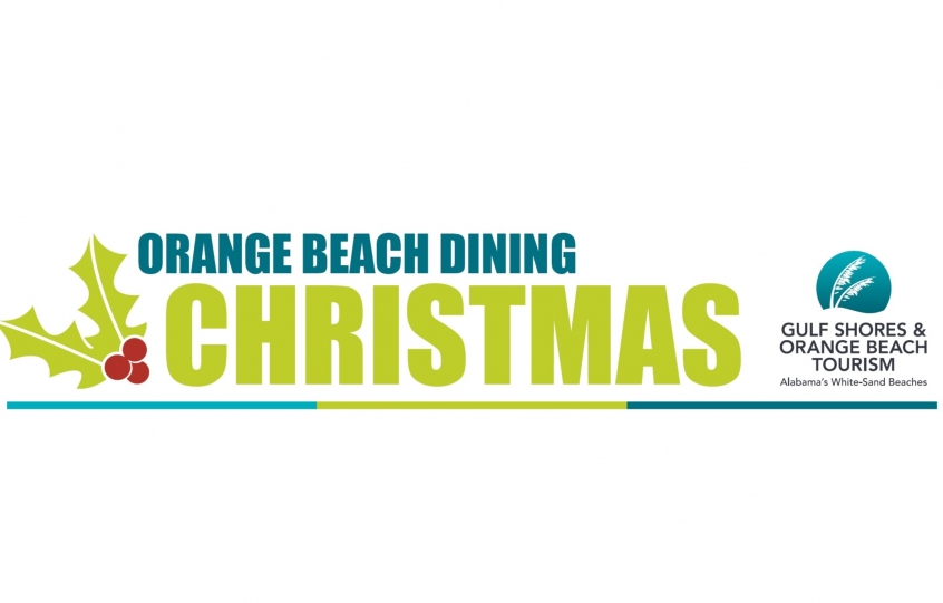 Orange Beach 2018 Christmas Dining graphic