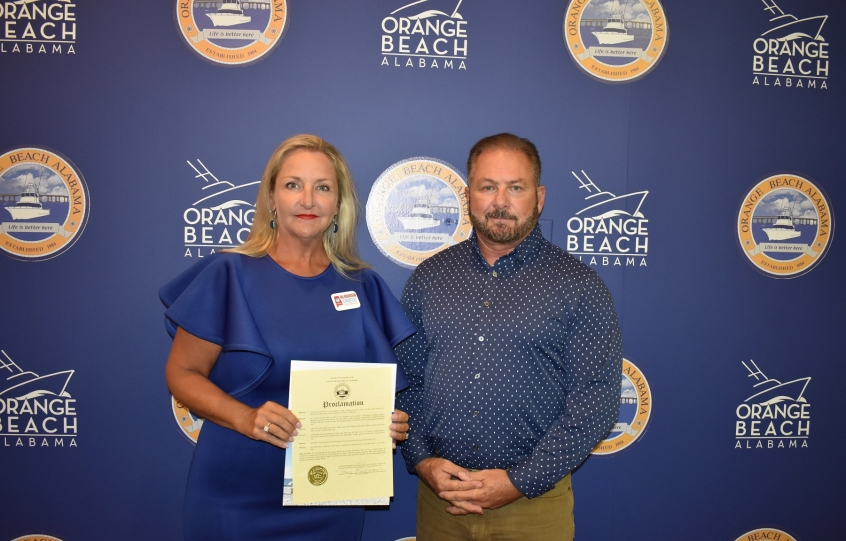 Census 2020 outreach begins in Orange Beach with council proclamation