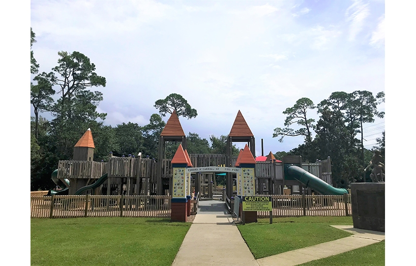 Orange Beach Kids Park improvements