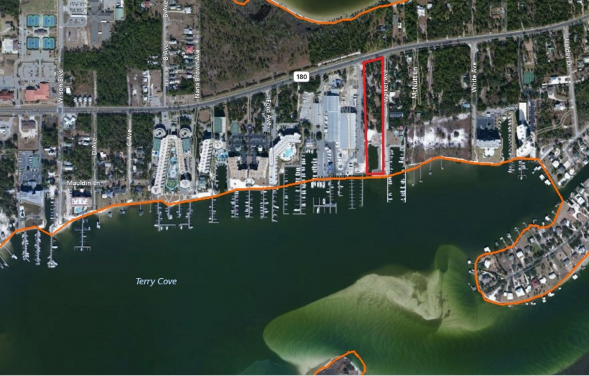 Orange Beach Marina Site