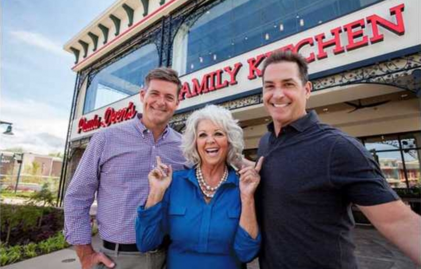 Paula Deen's Family Kitchen to open at OWA in Foley