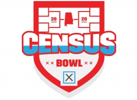ADECA Census Bowl 2020 logo
