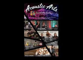 Acoustic Arts concert series kicks off Dec. 2 with Four A Change