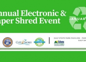 Annual E-cycling and Shred Event
