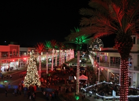 Christmas 2017 at The Wharf