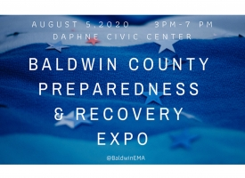 2020 Baldwin County Disaster Preparedness Expo set Aug. 5 in Daphne