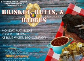 Brisket, Butts and Badges