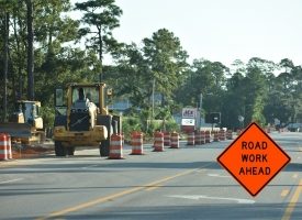 Additional lane closures on October 10th on Canal Road and State Hwy. 161