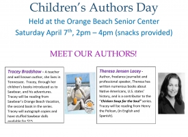 Children's Authors Day