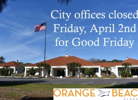 City Offices Closing Graphic - Good Friday 2021