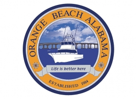 City of Orange Beach official seal