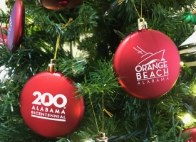 City of Orange Beach Alabama 200 commemorative ornament