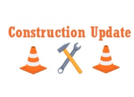Construction Update graphic