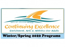Continuing Excellence Winter Spring 2021 graphic