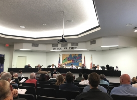 Orange Beach Council meeting on Dec. 4, 2018