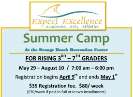 Expect Excellence Summer Camp