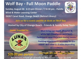 Full Moon Paddle Flyer Aug 26 2018