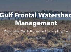 Local input needed in survey for Gulf Frontal Watershed Management plan that includes Perdido Pass