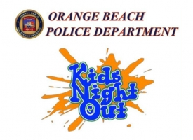 Orange Beach police to hold Kids' Night Out on August 7