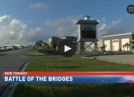 NBC15 Battle of the Bridges story