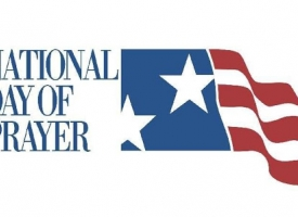 National Day of Prayer graphic