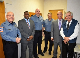 New OBPD officers sworn in
