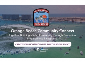 Orange Beach Fire Rescue asks residents to join online Community Connect program
