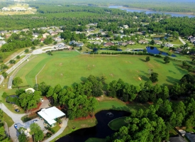 Orange Beach Golf Center aerial