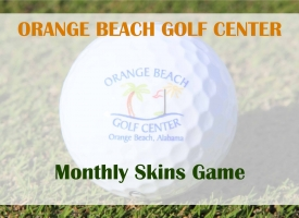 Orange Beach Golf Center skins game generic graphic