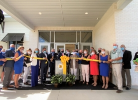 New Orange Beach High and Middle School officially opens