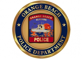 Orange Beach Police logo