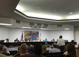 Planning Commission meeting, Feb. 12, 2018